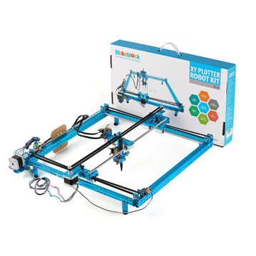 XY Plotter Robot Kit (with Electronic Version)